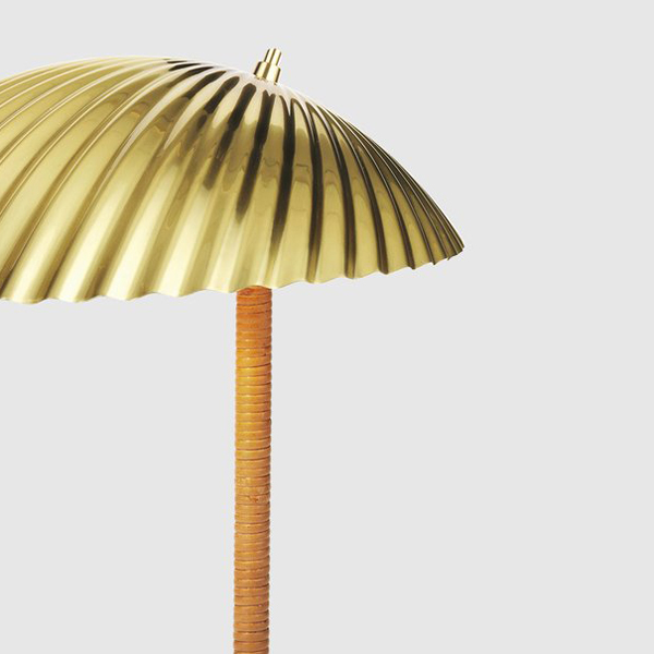 Paavo Tynell 5321 Table Lamp パーボ タイネル 5321 シェルランプ