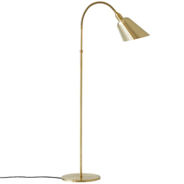 Arne Jacobsen bellevue floor lamp AJ7
